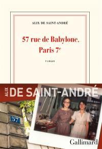 57 rue de Babylone, Paris 7e