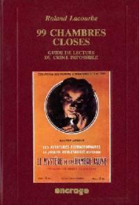 99 chambres closes, guide de lecture du crime impossible