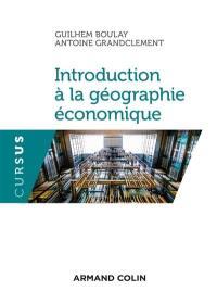 Introduction à la géographie économique