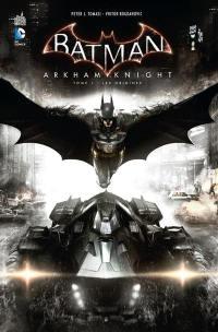 Batman. Volume 1, Les origines