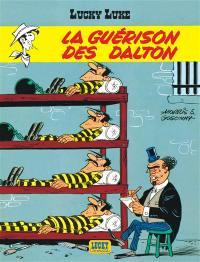 Lucky Luke. Volume 12, La guérison des Dalton