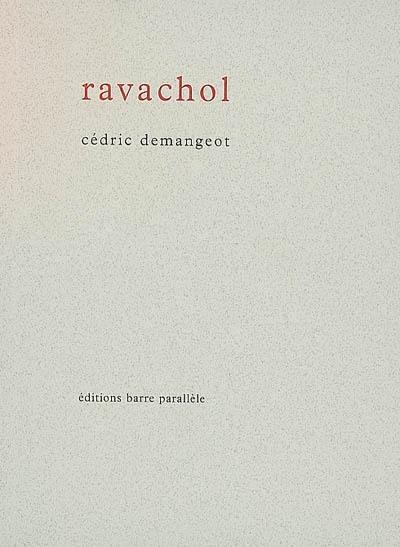 Ravachol : petit roman en vers