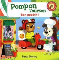 Pompon l'ourson, Bon appétit !