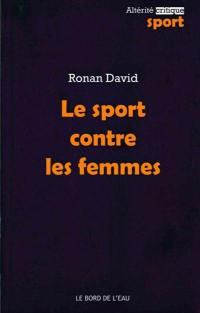 Le sport contre les femmes
