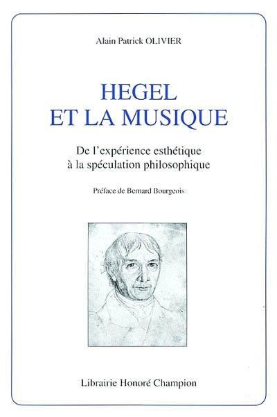 Hegel et la musique