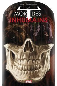 Inhumans, La mort des inhumains