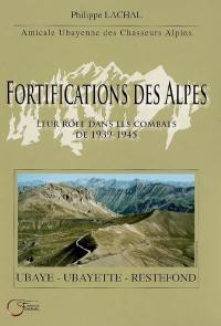 Fortifications des Alpes