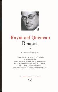 Oeuvres complètes. Volume 3, Romans. 2