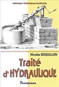 Traité d'hydraulique