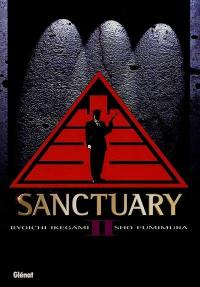 Sanctuary. Volume 2,