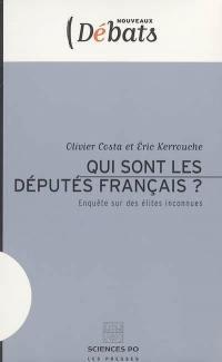 Qui sont les députés français ?