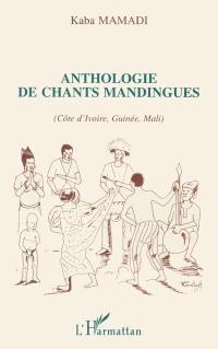 Anthologie de chants mandingues