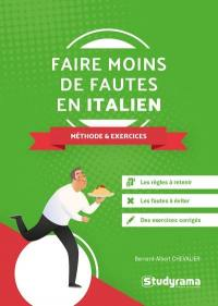 Faire moins de fautes en italien