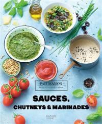 Sauces, chutneys & marinades