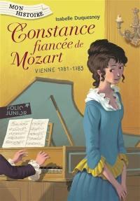 Constance, fiancée de Mozart