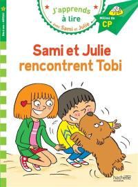 Sami et Julie rencontrent Tobi