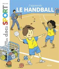 J'apprends le handball