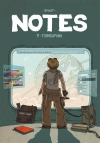 Notes. Vol. 7. Formicapunk