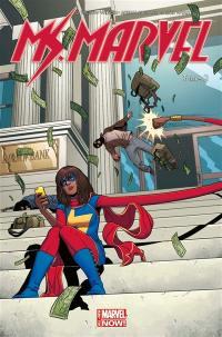 Miss Marvel. Volume 2, Génération Y