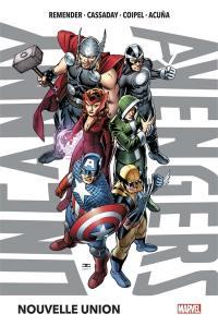 Uncanny Avengers. Volume 1, Nouvelle union