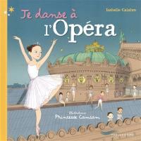 Je danse à l'Opéra
