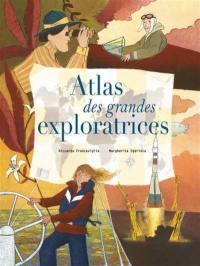 Atlas des grandes exploratrices