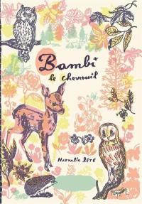 Bambi le chevreuil
