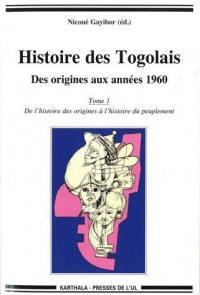 Histoire des Togolais