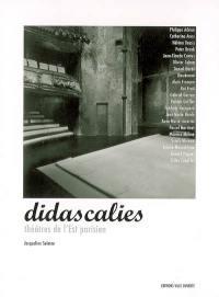 Didascalies