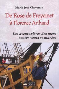 De Rose de Freycinet à Florence Arthaud