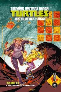 Teenage mutant ninja Turtles. Volume 17, Les grands remèdes