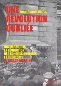 Une révolution oubliée
