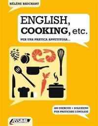 English, cooking, etc.