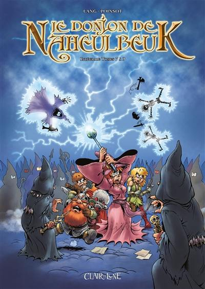 Le donjon de Naheulbeuk. Volume 3, Tomes 7 à 9