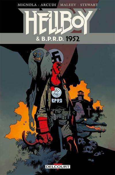Hellboy & BPRD. Volume 1, 1952