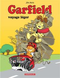 Garfield. Volume 67, Garfield voyage léger