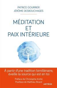 Méditation et paix intérieure