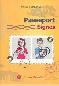 Passeport signes