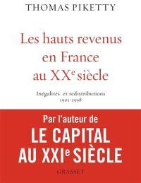 Les hauts revenus en France au XXe siècle