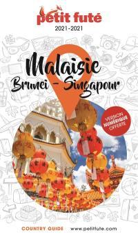 Malaisie, Brunei, Singapour