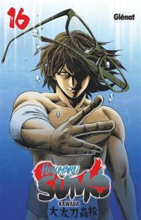 Hinomaru sumo. Volume 16,