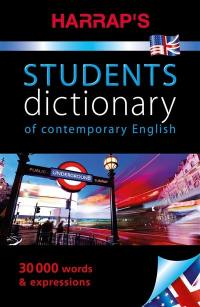 Students dictionary of contemporary English