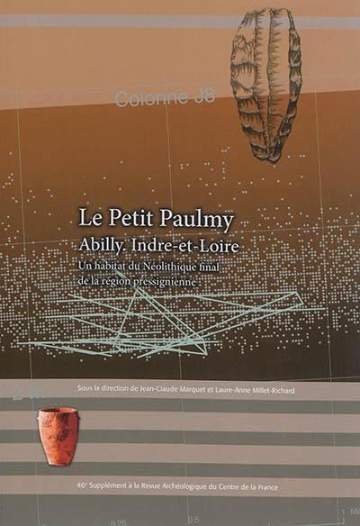 Le Petit Paulmy, Abilly (Indre-et-Loire)