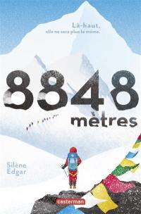 8.848 mètres