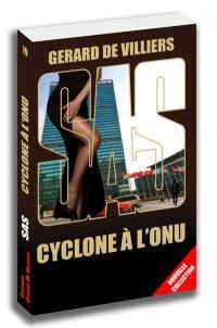 Cyclone à l'ONU