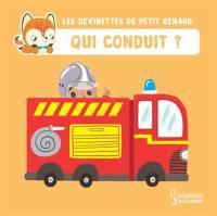 Les devinettes de Petit Renard, Qui conduit ?