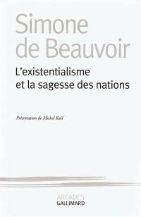 L'existentialisme et la sagesse des nations