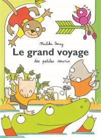 Le grand voyage des petites souris