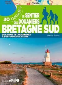 Le sentier des douaniers, Bretagne sud