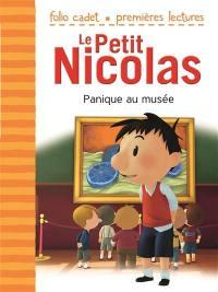 Le Petit Nicolas. Volume 10, Panique au musée